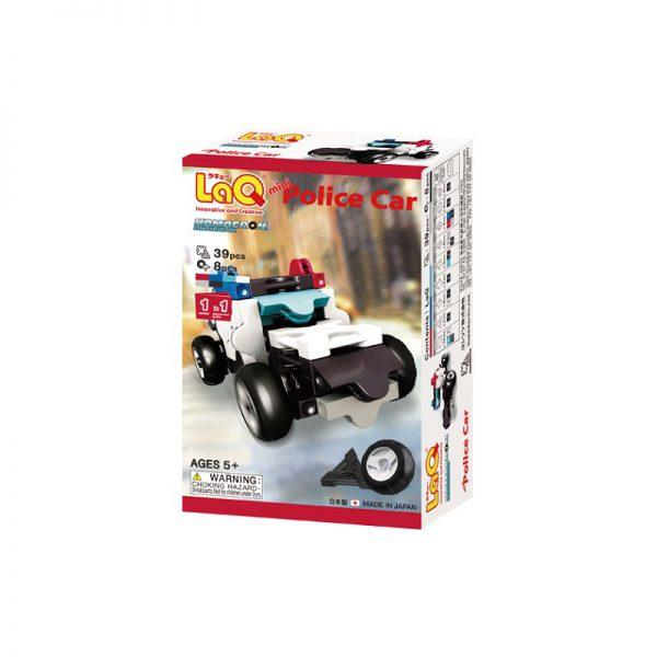 Arendav mänguasi LAQ Hamacon mini politseiauto