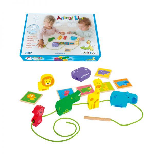 Arendav mänguasi Game BELEDUC