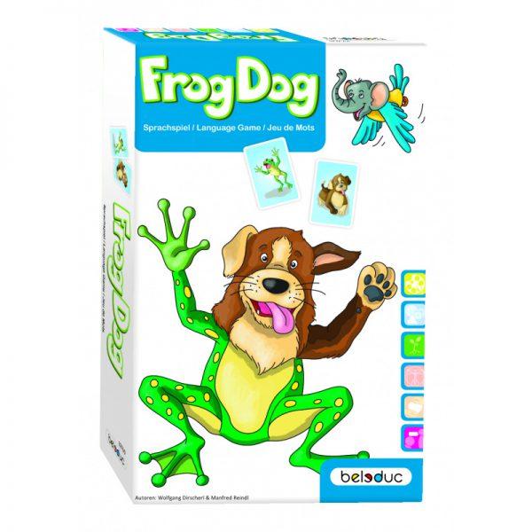 Arendav mänguasi Game BELEDUC FrogDog - Beleduc
