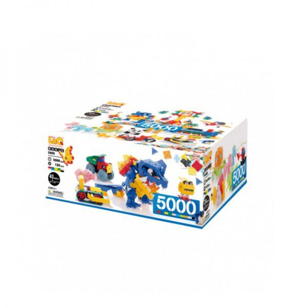 Arendav mänguasi Jaapani konstruktor LaQ Basic 5000