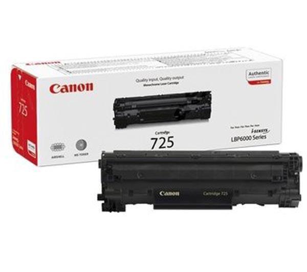 Toonerkassetid - Canon 725 kasseti renoveerimine