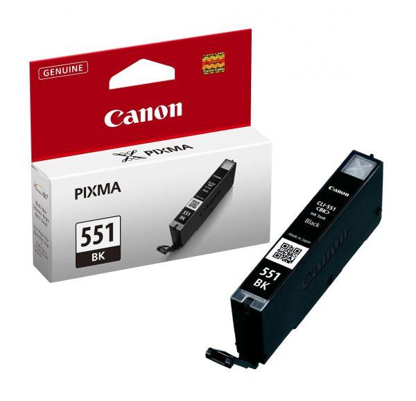 Tindikassetid - Canon CLI-551 Must tindikassett