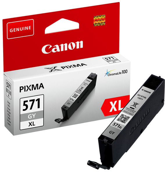 Tindikassetid - Canon CLI-571XL Hall tindikassett