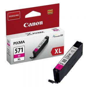 Tindikassetid - Canon CLI-571XL Magenta (punane) tindikassett