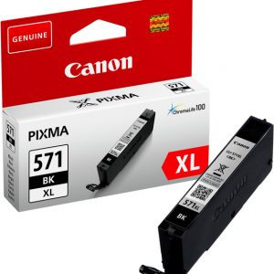 Tindikassetid - Canon CLI-571XL Must tindikassett