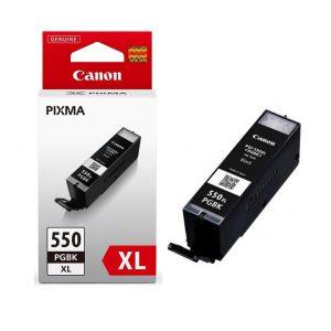 Tindikassetid - Canon PGI-550PGBK XL must tindikassett