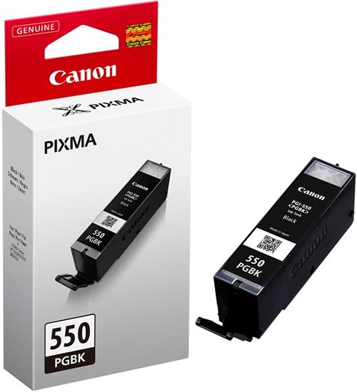 Tindikassetid - Canon PGI-550PGBK must tindikassett