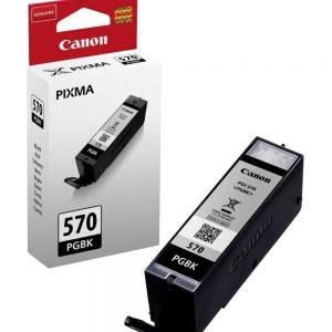 Tindikassetid - Canon PGI-570PGBK must tindikassett