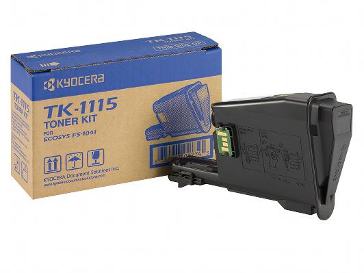 Toonerkassetid - Tooner Kyocera TK-1115 analoog