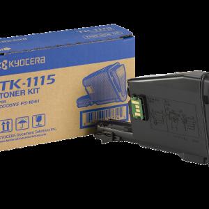 Toonerkassetid - Tooner Kyocera TK-1115 täitmine