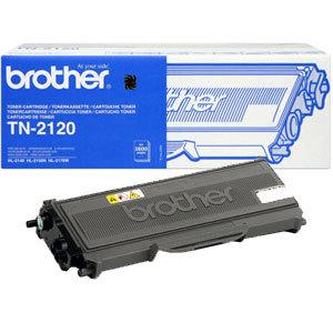 Toonerkassetid - Brother TN-2120 kasseti täitmine