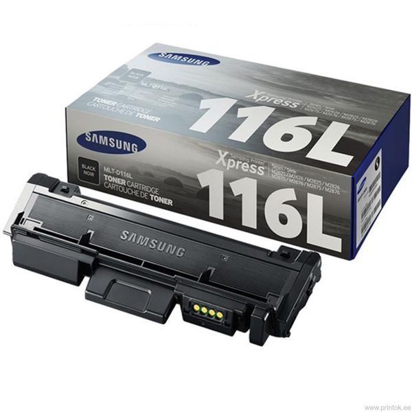 Toonerkassetid - Tooner Samsung MLT-D116L originaal (3000 lehte)