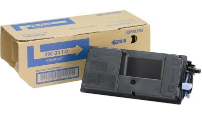 Toonerkassetid - Tooner Kyocera TK-3110 kasseti täitmine